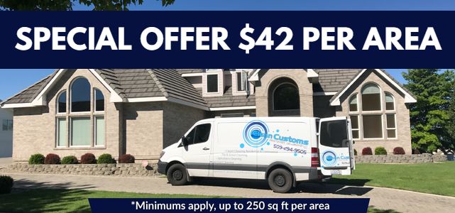 Carpet Cleaning Spokane Coupon