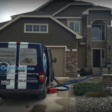 Commercial Carpet Cleaning Service 4